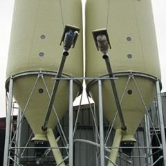 Piquage Ø 160 mm pour vis rigide